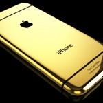 iphone6の24金ゴールドモデルのプレオーダー開始、値段は約40万円。