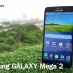 GALAXY MEGA 2 の最速レビューが、タイのサイトにおいて掲載、価格は約47000円で販売