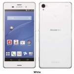NTTドコモ 5.2インチのスマートフォン Xperia Z3 SO-01G 発表、10月下旬発売予定