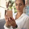 Xperia Z3(5.2インチ)の宣伝用の実機画像がリーク、新色の銅色copperがいい感じ