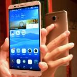 6インチのファブレット Huawei Ascend Mate 7 発表 、指紋認証を搭載