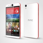 HTC 前面に1300万画素カメラを搭載した5.2インチスマートフォン「 HTC Desire EYE 」発表