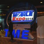 タイランドモバイルエキスポ 2014  で「Galaxy Note 4 」「 padfone s 」「Lumia 830 730」「 xperia z3」等をさわってきた