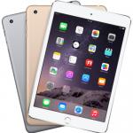 iPad Air 2 と iPad mini 3 Cellular版、タイで販売開始。値段は約64200円から