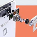 モーター駆動により自動回転するカメラ搭載のスマホ「 OPPO N3 」のレビュー動画