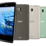 5インチのスマートフォン Acer Liquid Z500  タイで約20000円で発売 、zenfone5と同価格