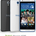 LTE対応の「 HTC Desire 620 」と廉価版「 HTC Desire 620G 」発表、5インチのアンドロイドスマートフォン