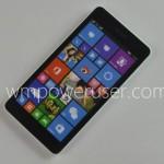 Lumia 535 の実機写真と6インチ ファブレットLumia 1330 と思われる写真がリーク