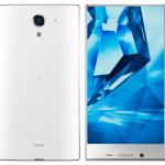 Y!mobile フレームレススマートフォン「 AQUOS CRYSTAL Y 402SH 」を発売
