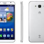 Huawei 6インチのファブレット Ascend GX1 を発表