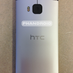 「 HTC One (M9)  」(HTC Hima) の鮮明な実機画像がリーク