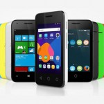 TCL Mobile、Alcatel OneTouch Pixi 3シリーズ発表、OSは、Firefox,Windows Phone,Android