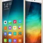 Xiaomi Snapdragon 810搭載の5.7インチのファブレット「 Xiaomi Mi Note Pro 」を発表