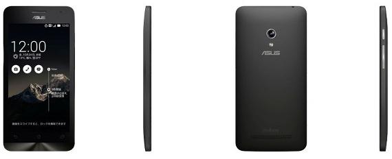 ZenFone5-rakuten