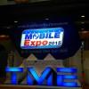 バンコクで「 Thailand Mobile Expo 2015 」開催中(2)、SAMSUNG, HUAWEI,htc,wiko,ViVo,LG,Alcatel, Doogee,Lenovo