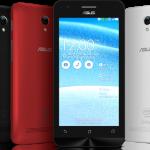 Asus 4.5インチの「 ZenFone C 」タイで発売、価格は約12000円
