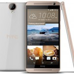 HTC タイで5.5インチスマートフォン「HTC One E9+」発売、価格は約57000円