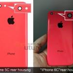 iPhone 6cとされる実機写真がリーク、4インチディスプレイでポリカーボネート筐体