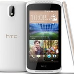 HTC 4.5インチディスプレイのスマートフォン「HTC Desire 326G」を発表