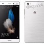 5インチのスマートフォン「Huawei P8 Lite」の写真がリークされる