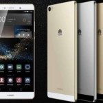 Huawei 6.8インチのファブレット「Huawei P8 max」を発表
