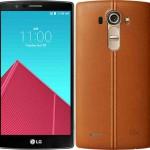 LG フラッグシップ機の「LG G4」を発表、5.5インチ(2560×1440)スマートフォン