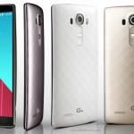 LG 5.5インチファブレット「LG G4」をタイで発売、価格は約75000円(20990バーツ)