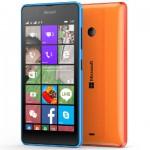 マイクロソフト 5インチのWindowsスマホ Lumia 540 Dual SIM 発表、500万画素の前面カメラ搭載