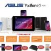 Asus タブレットと合体できる「PadFone S Plus」をマレーシアで発売、Snapdragon801 RAM3GB