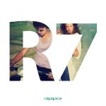 OPPOのベゼルレスのスマートフォン「OPPO R7」のティザー広告掲載