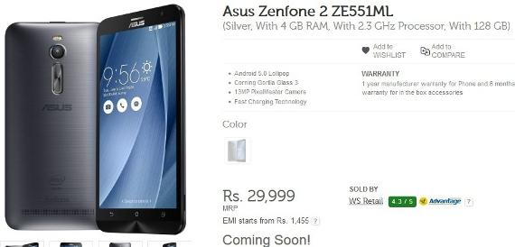 Asus-Zenfone2-ZE551ML-128GB-2