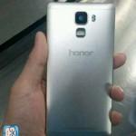 ファーウェイ 「Huawei Honor 7」の画像リーク、RAM4GB、光学手ぶれ補正カメラ搭載か