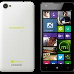 Windows Phone 8.1のsimフリースマホ「MADOSMA(マドスマ)  Q501」を6月18日発売