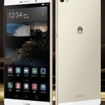 Huawei 6.8インチphablet「Huawei P8 max」を発売、価格は59980円、Xperia Z Ultraとほぼ同じ大きさ