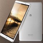 Huawei 8インチのタブレット「MediaPad M2 8.0」を発売、価格は39800円