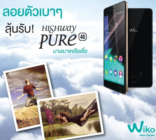 Wiko-Highway- Pure-4G-thai