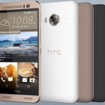 HTC 5.2インチスマートフォン「HTC One ME」発表、MediaTek helio X10を採用、2560×1440ディスプレイ