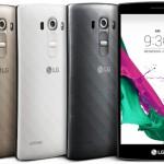 LG ミドルレンジの5.2インチ「 LG G4 Beat 」を発表、Snapdragon615搭載