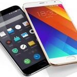 Meizu 5.5インチの「Meizu MX5」発表、Helio X10、RAM3GB、価格は約35000円から