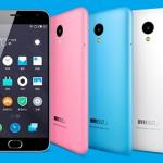 MEIZU(メイズ)  5インチのスマートフォン「 Meizu m2 」を発表、RAM2GB、価格は約12000円から
