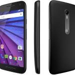 Motorola 防水対応の5インチ「Motorola Moto G (3nd Gen.)」発表、価格は約22000円から