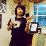 タイのミュージシャンSEK LOSO、オリジナルスマホ「 Loso LS1 ใจสั่งมา 」発売