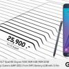 「 Samsung Galaxy Note 5 」のタイでの価格・発売日リーク、価格は約92000円から