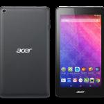 Acer 7インチタブレット Acer Iconia One 7「B1-760HD」を日本で発売