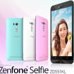 ASUS ZenFone Selfie 日本で発売、前面にフラッシュ付き1300万画素カメラ搭載、価格は37800円