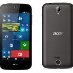 Windows 10 Mobile搭載のエントリーモデル Acer Liquid M330/Liquid M320 発表
