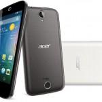 エントリークラスのスマートフォン  Acer Liquid Z330 / Z320 発表