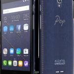 TCL 背面カバーが特長の Alcatel OneTouch Pop Star 発表