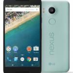 Google Nexus 5X 発表、5.2インチFHD、Android6.0、価格は59300円から 日本でも予約開始