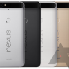 ファブレット Huawei Nexus6P の画像がリーク、指紋認証搭載、本体色は4色 【phablet】